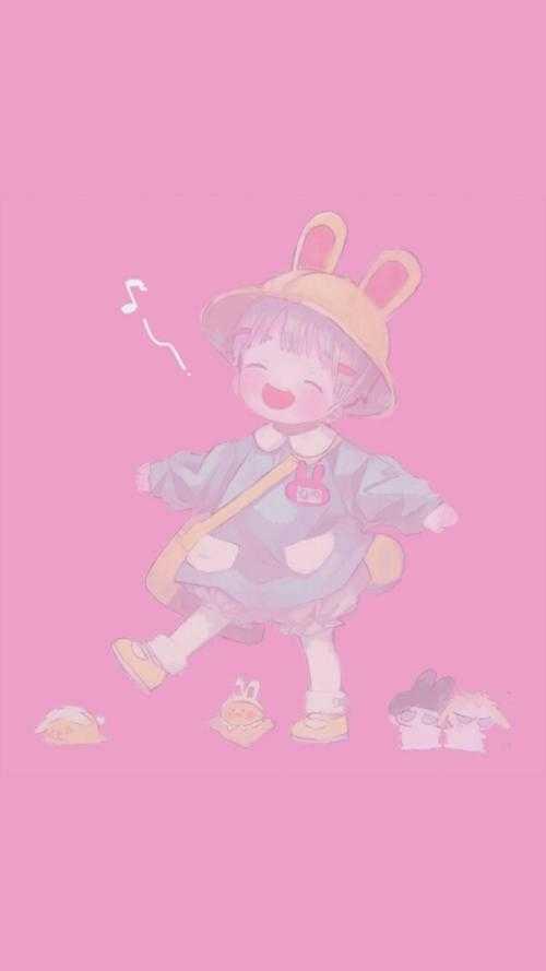 有哪些好看的三级_小仙女文字壁纸 好看背影 粉色系可爱少女心头像 - 日照资讯